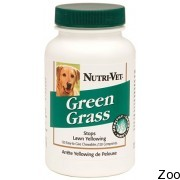 Nutri-Vet Green Grass Liver Chewables (00420)
