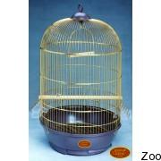 Клетка Золотая Клетка круглая, для маленьких и средних птиц (330)