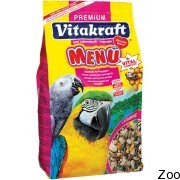 Cухой корм Vitakraft Menu для крупных попугаев (21047)
