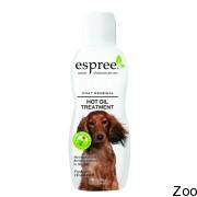 Теплая маска Espree Hot Oil Treatment для шерсти собак (е 00007)