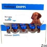 Вакцина Intervet Nobi-Vac Dhppi для собак