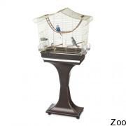 Пластиковая клетка с подставкой Imac Sofia для птиц (01324)