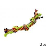 """Игрушка """"Цветной канат с узлами"""" Petstages Multi Rope Chew для собак (pt228)"""