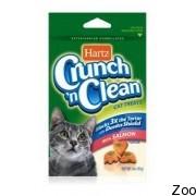 Hartz лакомство для кошек от зубного камня с лососем, 85 гр.