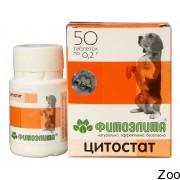 веда фитоэлита цитостат для собак