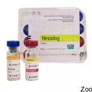 Вакцина Merial Hexadog для собак
