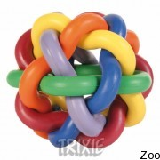 Trixie мяч из переплетенных цветных колец (32621, 32622)