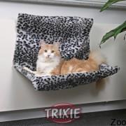 Trixie гамак на радиатор подвесной для кота, плюшевый (43148)
