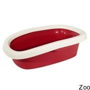 Stefanplast туалет Silvester №2 с лопаткой бордовый