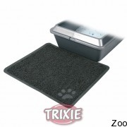 Trixie Коврик Под Туалет Д/Кота, Серый С Лапой (40381)