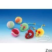 Nobby нобби набор мышки с погремушкой и тенисные мячики (80178)