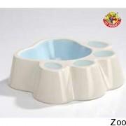 Coastal Pet Products. Inc. лапа керамическая миска. 20X20X5.5 см. (0651197)