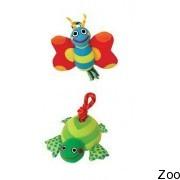 Petstages Assorted Butterfly или Turtle игрушка для собак «бабочка» или «черепаха» (Pt600)