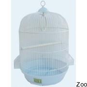 Круглая клетка для маленьких птиц (A309)
