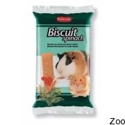 Бисквиты Padovan Biscuit Spinach со шпинатом для грызунов (PP 00399)