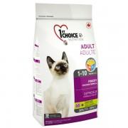Корм 1-st Choice для активных или привередливых кошек