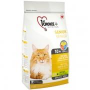 Корм 1-st Choice для пожилых или склонных к полноте кошек