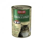 Консервы Animonda Brocconis с дичью и домашней птицей для кошек