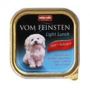 Консервы Animonda Vom Feinsten с индейкой и ветчиной для взрослых собак