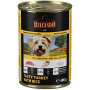 Консервы Belcando вкусная индейка и рис
