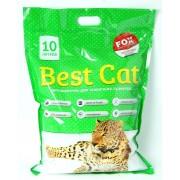Наполнитель Best Cat для туалета, зеленый