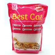 Наполнитель Best Cat для туалета, розовый