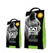Наполнитель Cat Leader Classic with Wild Nature супер-впитывающий с ароматом