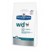 Корм Hills PD Feline W/D для кошек склонных к ожирению