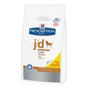 Корм Hills PD Canine J/D для профилактики артритов у собак