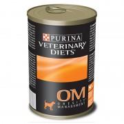 Корм Purina Vet Diets Dog OM Overweight Management Canine Formula при ожирении у собак