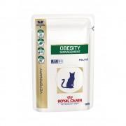 Консервы Royal Canin Obesity для кошек с избыточным весом