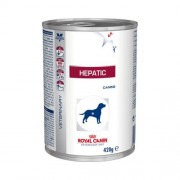 Консервы Royal Canin Hepatic при заболеваниях печени у собак