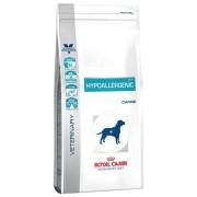 Корм Royal Canin Hypoallergenic для собак, страдающих пищевыми аллергиями